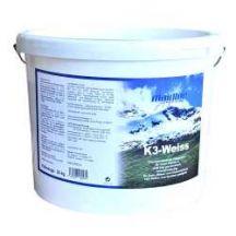 K3 Weiss | Dispersionsfarbe für Innen (Klasse 3)