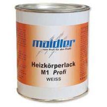 Heizkörperlack M1 Profi KH - weiß