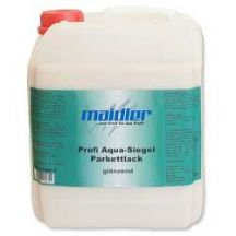 Profi Aqua-Siegel Parkettlack -glänzend