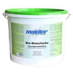 Bio-Malerfarbe -weiß | Wandfarbe für Innen (Klasse 3)