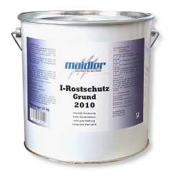 I-Rostgrund 2010 -Grau | Rostschutzgrundierung für den Industriebereich
