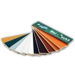 Mai-Tech Farbfächer | 12 Holzlasuren-Farbtöne