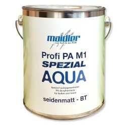 Profi PA M1 spezial Aqua | Wasserverdünnbarer Deck-Lack -seidenmatt