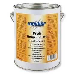 Profi Unigrund M1 | Universal-Grundierung (Holz, Metall, Alu, Zink, PVC, usw.)
