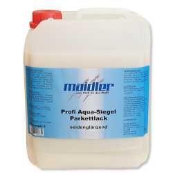 Profi-Aqua-Siegel Parkettlack -seidenglänzend