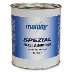 Spezial PU-Kunststoffsiegel | kratzfester Kunstharzlack in farblos -seidenglänzend