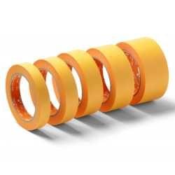 Klebe- & Abdeckband - UV-Beständig für Außen | 4 verschiedene Größen, 50 m Länge