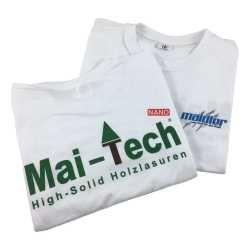 Mai-Tech T-Shirt | 100% Baumwolle (6 verschiedene Größen)