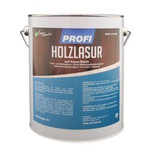 Profi-Holzlasur auf Aqua-Basis 5 Liter