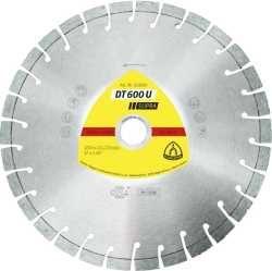 Diamanttrennscheibe DT600 U supra | 230 x 22,23 mm