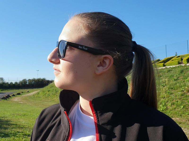 Sonnenbrille für Maler, Starker UV-Schutz
