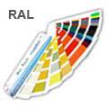 Eine andere RAL Farbe wählen